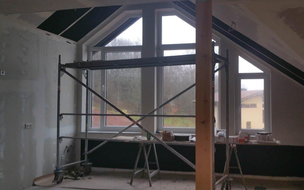 heizanstrich dachbodenausbau